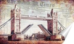 Постер Tower Bridge