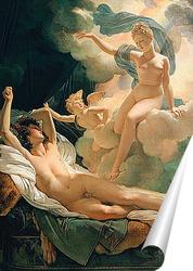 Постер Морфей и Ирида