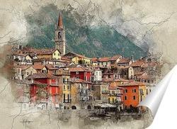 Постер Ломбардия, Италия