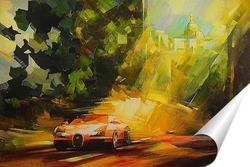 Постер Bugatti-dream