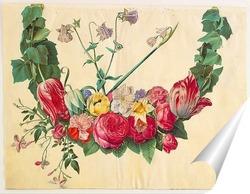 Постер Цветочный горшок
