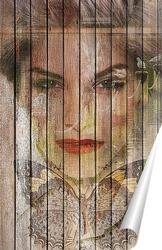Постер Женский взгляд