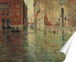 Постер Район Венеции