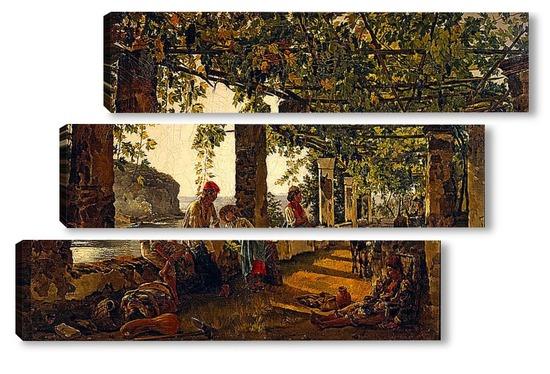 Репродукции известных картин купить о