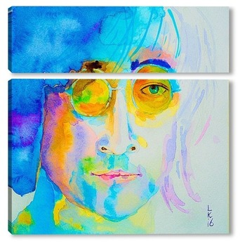 Модульная картина John Lennon