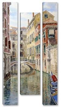 Модульная картина Венеция.