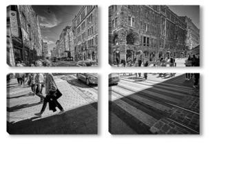 Модульная картина Хельсинки