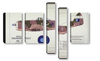 Модульная картина 419008