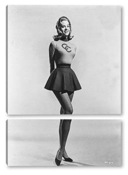 Модульная картина Jane Fonda-5