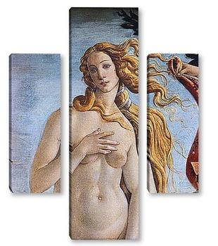 Модульная картина Botticelli-2