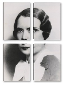 Модульная картина Margaret Mitchell-1