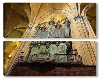 Модульная картина Собор святого спасителя