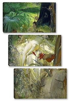 Модульная картина Nymph на любовта 1885
