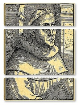 Модульная картина Лютер Мартин