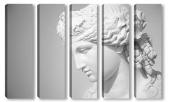 Модульная картина Дионис