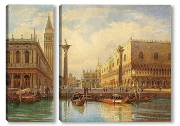 Модульная картина Venice124