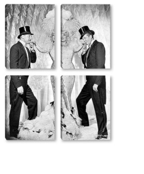 Модульная картина Mae West-5