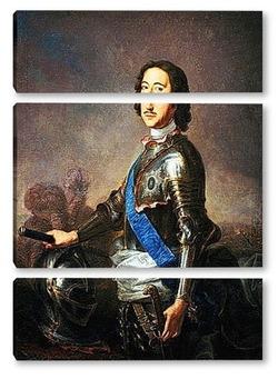 Модульная картина Пётр I(3)
