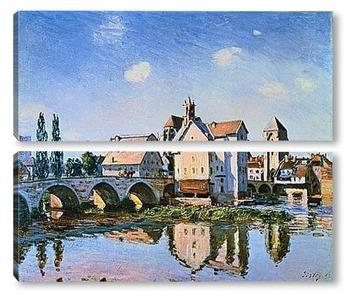 Модульная картина Sisley-14