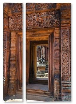 Модульная картина Камбоджа