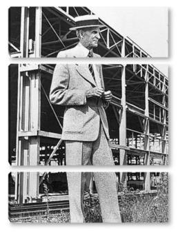 Модульная картина  Henry Ford-12