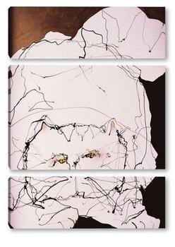 Модульная картина  Greve-5