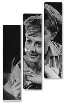 Модульная картина Vanessa Redgrave-3