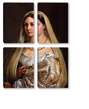 Модульная картина Raphael003