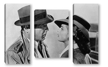 Модульная картина Humphrey Bogart-11