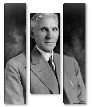 Модульная картина  Henry Ford-5-1