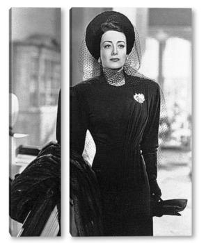 Модульная картина Joan Crawford-1
