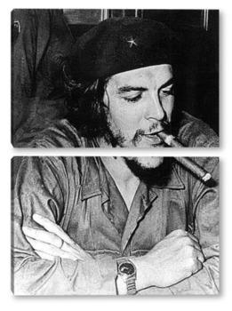 Модульная картина Эрнесто Че Гевара