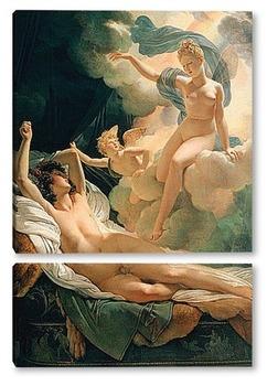 Модульная картина Morpheus и Iris