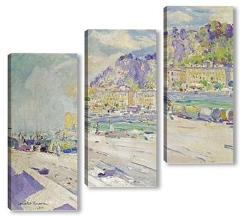 Модульная картина Юг Франции, 1922