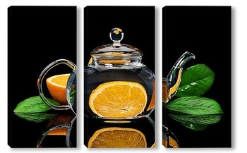 Апельсин в чайнике