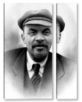 Модульная картина Ленин В.И.