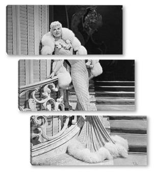 Модульная картина Mae West-3