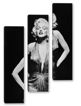 Модульная картина Мерелин Монро.
