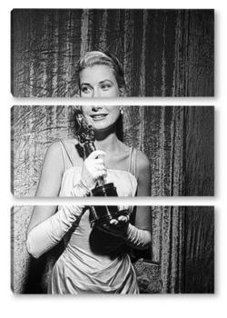 Модульная картина Grace Kelly-4