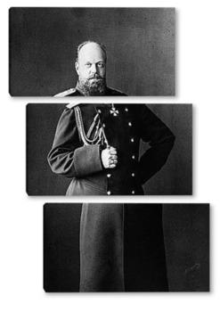 Модульная картина Александр III
