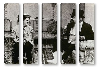 Модульная картина Charlie Chaplin-30