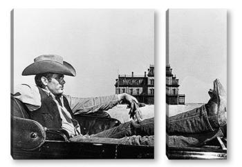 Модульная картина James Dean-3