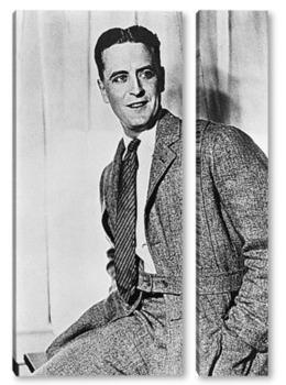 Модульная картина Francis Scott Fitzgerald-2