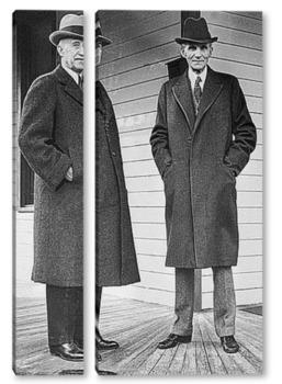 Модульная картина  Henry Ford-11