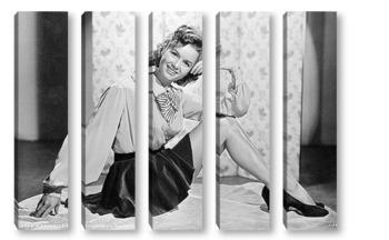 Модульная картина Debbie Reynolds-2-1