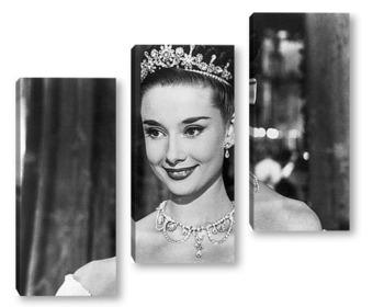 Модульная картина Audrey Hepburn-16
