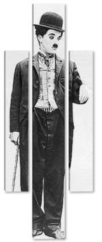 Модульная картина Charlie Chaplin-06-1