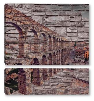 Модульная картина Кастилия-Леон, Испания