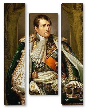 Модульная картина Наполеон