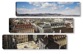 Модульная картина Vienna011